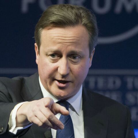 David Cameron n'est plus fan de Miley Cyrus