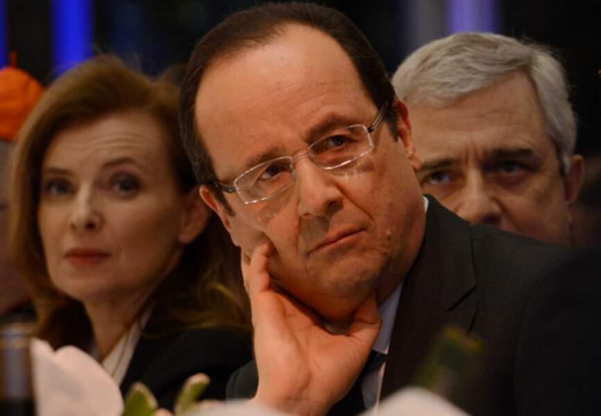 François Hollande a-t-il fini par en avoir marre ?
