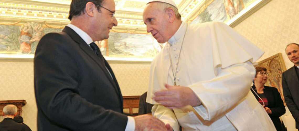 François Hollande et le pape François: une rencontre platonique