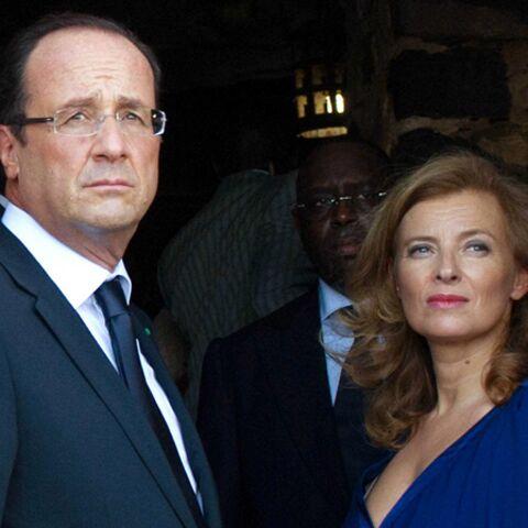 Valérie Trierweiler et François Hollande, l'entente cordiale?