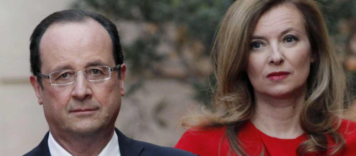 François Hollande et Valérie Trierweiler: la rupture