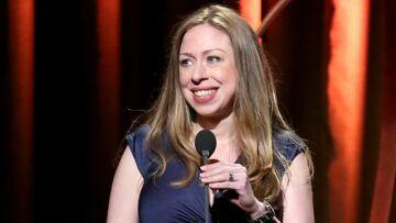 Vidéo – Chelsea Clinton: «Je suis tellement heureuse d'être maman»
