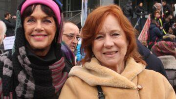 Anny Duperey: «Je crois que Jacqueline Sauvage a largement payé»