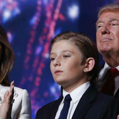 La Maison Blanche exhorte au respect de la vie privée de Barron Trump, 10 ans