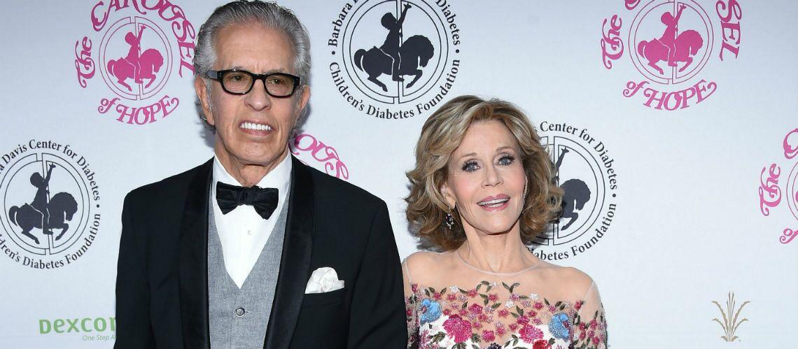À 79 ans, Jane Fonda est à nouveau célibataire