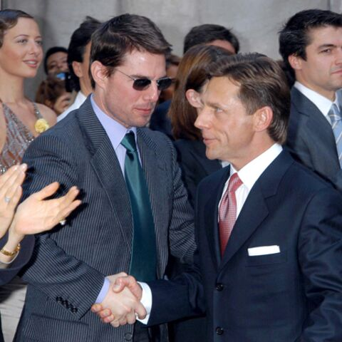 Tom Cruise: l'homme qui partage sa vie