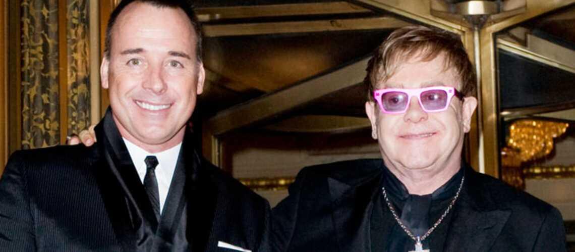 Elton John et David Furnish: un bébé pour Noël
