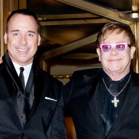 Un deuxième enfant pour Elton John