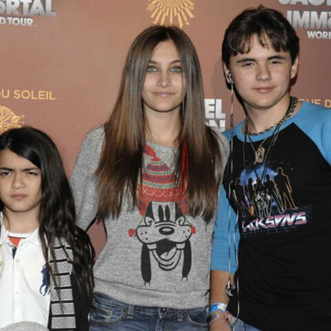 Garde partagée pour les enfants de Michael Jackson