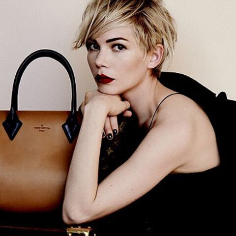 Michelle Williams rencontre Louis Vuitton
