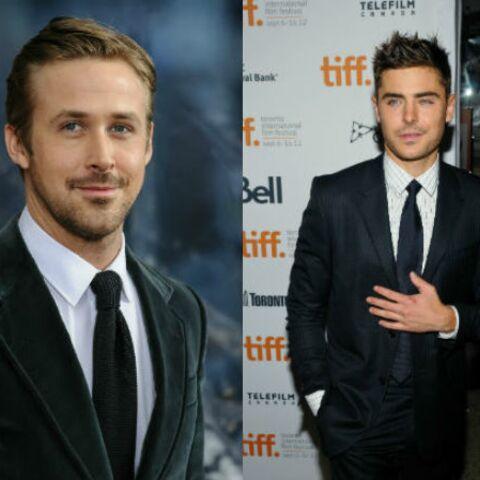 Ryan Gosling et Zac Efron, bientôt Jedi?