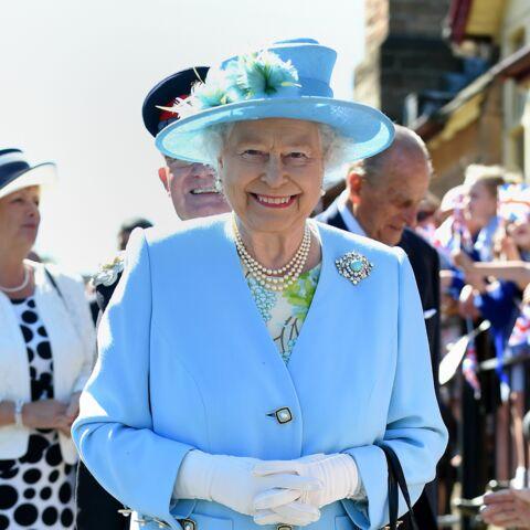 Photobomb royal pour Elizabeth II