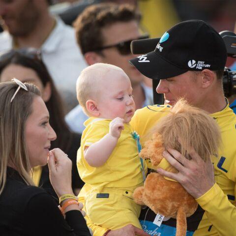 Tour de France: Christopher Froome, papa vainqueur