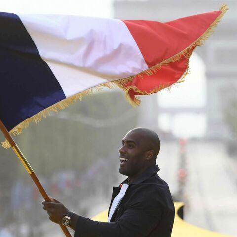 Rio 2016: Teddy Riner Riner porte-drapeau, les réactions