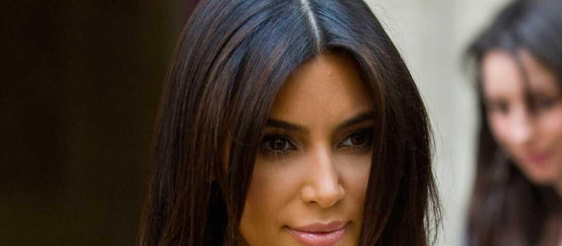 Kim Kardashian adoubée