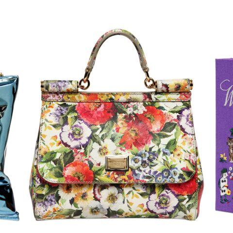 Shopping mode – Fleuris ou glitter, les its-bags de l'été