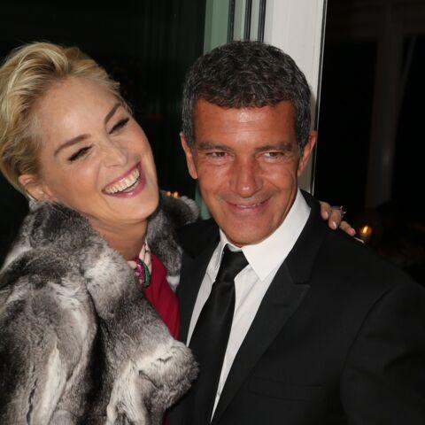 Antonio Banderas en couple avec Sharon Stone?