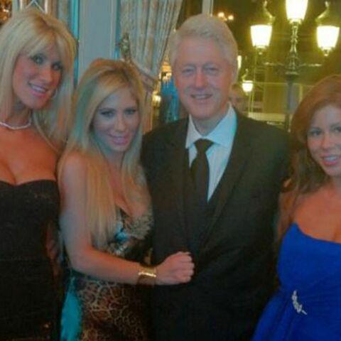 Bill Clinton dans une mauvaise passe