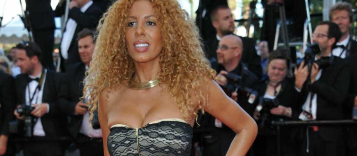 Cannes 2013 afida turner raconte sa mont e des marches gala - Je ne porte pas de sous vetements ...