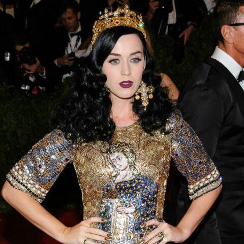 Katy Perry sous la menace d'un rappeur