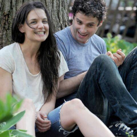 Katie Holmes, à nouveau amoureuse?