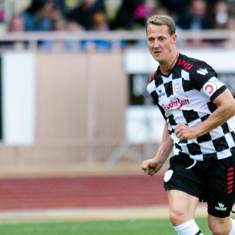 Michael Schumacher: Un match de foot en son honneur!