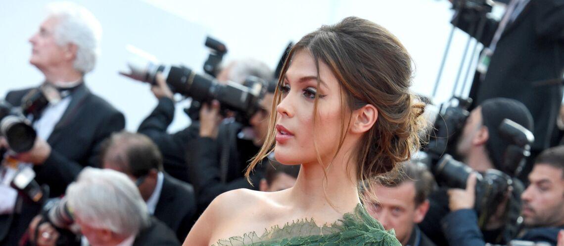 PHOTOS – Cannes 2017: Iris Mittenaere, rayonnante et sexy sur le tapis rouge et tous les looks de la montée des marches du 24 mai