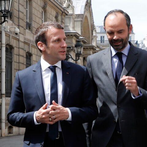 VIDÉO – Emmanuel Macron piégé par un micro qui n'aurait pas dû être là
