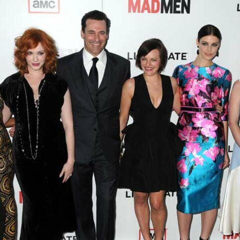 Photos – Des mad girls pour Mad Men