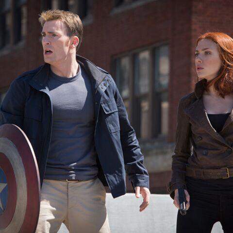 Gala a vu Captain America: le soldat de l'hiver ***