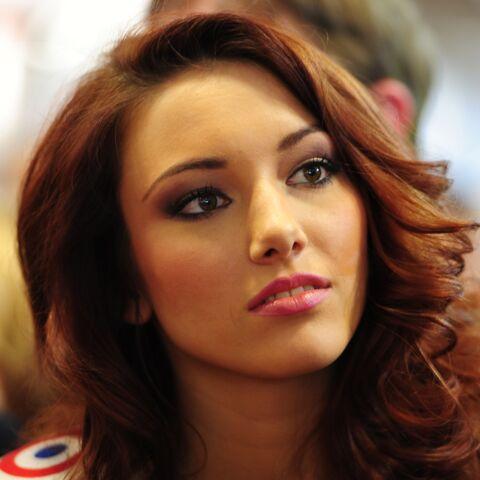 Delphine Wespiser, pas facile la politique pour une Miss France