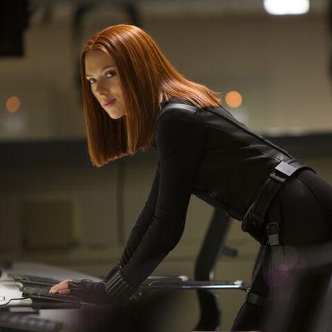 Captain America- Scarlett Johansson: «Je suis mieux dans ma peau»