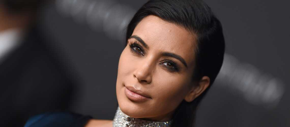 Kim Kardashian, ses cheveux le valent bien