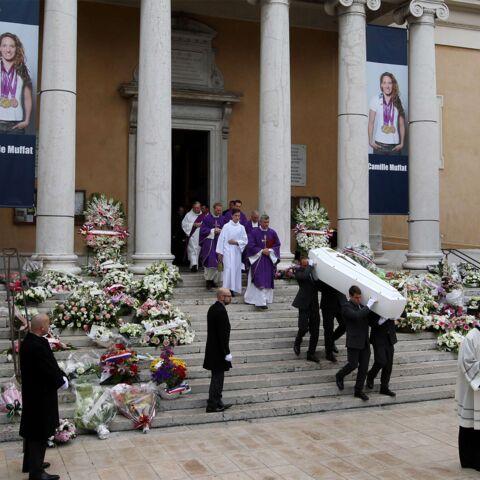 Camille Muffat, inhumée à Nice