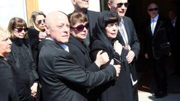 Mireille Mathieu a enterré sa mère à Avignon