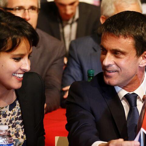 "Manuel Valls: la rumeur avec Najat Vallaud-Belkacem ""ne lui fait pas peur"""