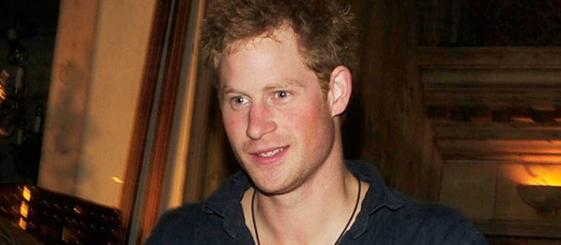 Le prince Harry veut défier Usain Bolt