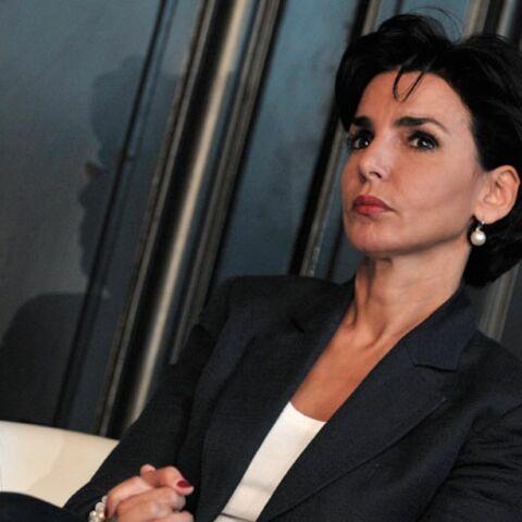 Rachida Dati craque pour H&M par Versace