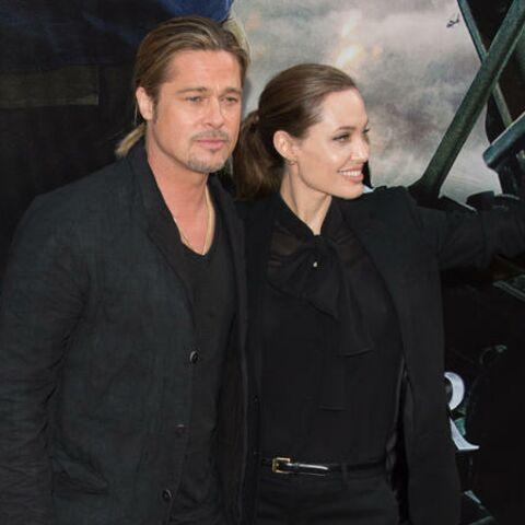 Angelina Jolie amoureuse de Petra