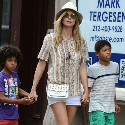 Heidi Klum à nouveau enceinte?