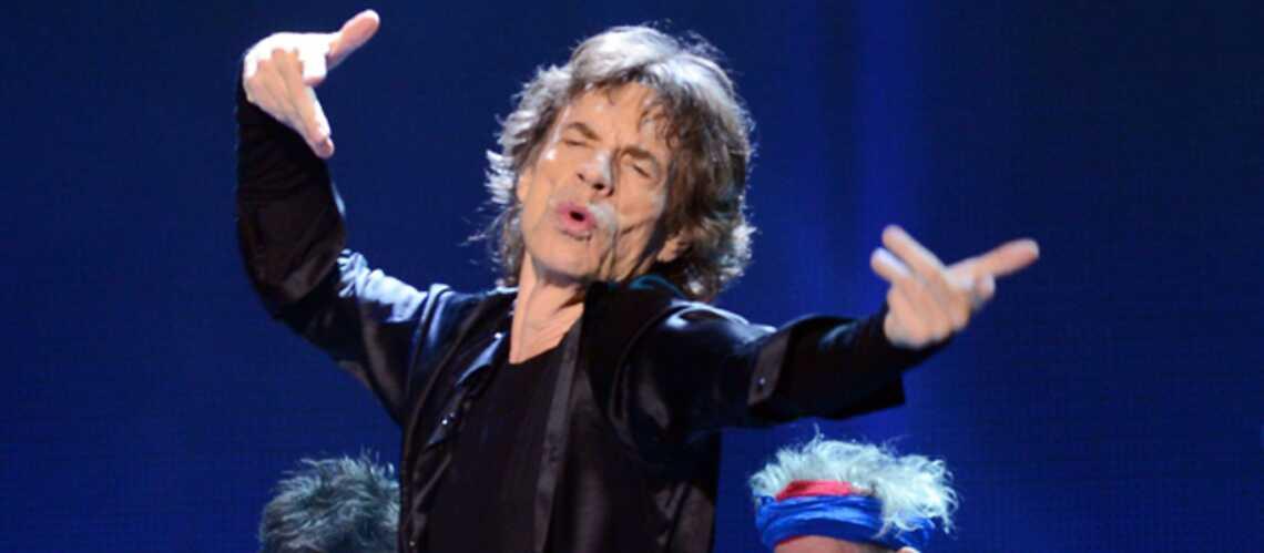 Mick Jagger, papi rockeur