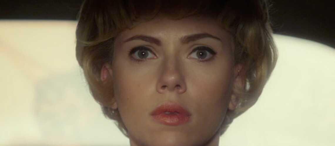 Grosse frayeur pour Scarlett Johansson