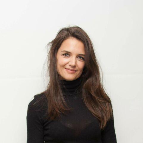 Katie Holmes: mère Noël sous pression