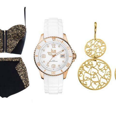 Shopping – Un Noël d'or et de lumière