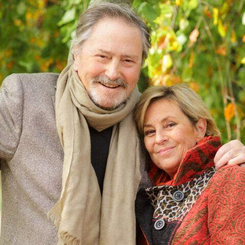 Victor Lanoux: «Véronique m'a donné une véritable leçon de vie»