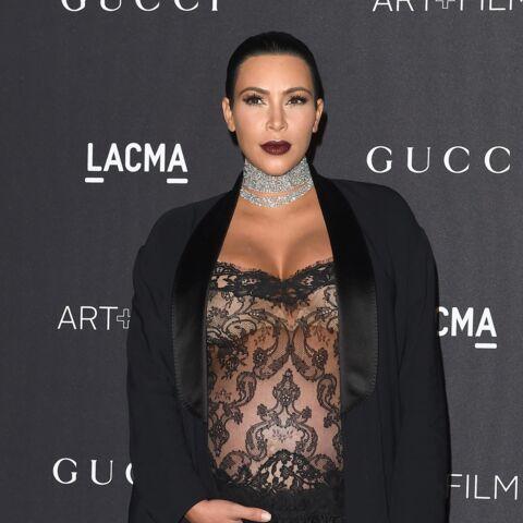 Kim Kardashian:  «Je fais mon possible pour retourner le bébé»