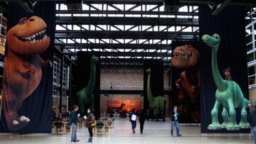 Le voyage d'Arlo: au pays de Pixar