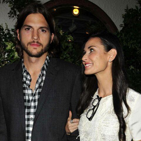 Ashton Kutcher et Demi Moore: Je t'aime moi non plus