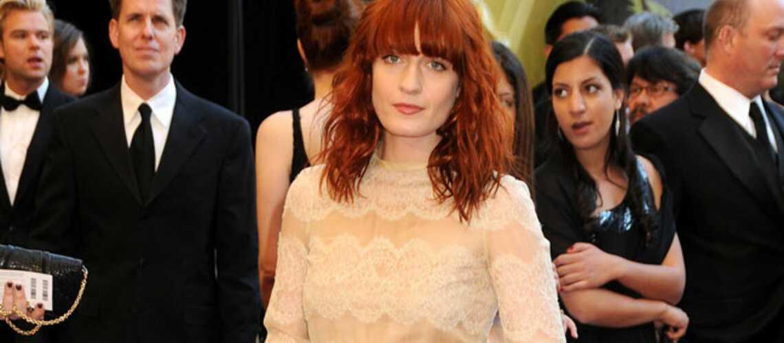 Florence Welch se confie sur sa rupture