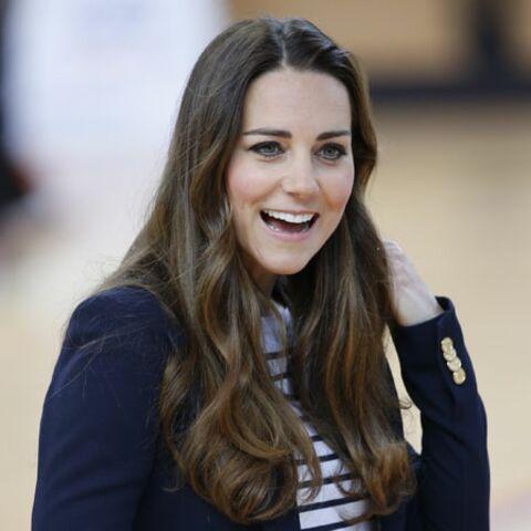 Un ventre plat comme Kate Middleton